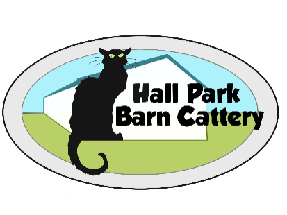 Hall Park Barn Cattery Logo